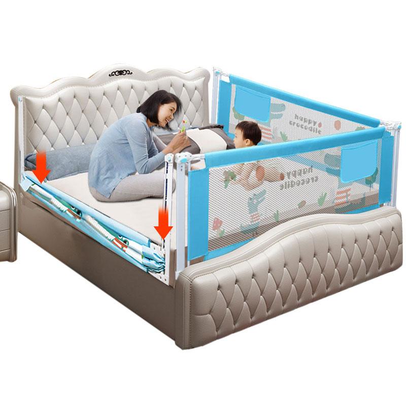 Baby Bed Wieg.Baby Bed Hek Veiligheid Gate Producten Kind Barriere Voor Bedden