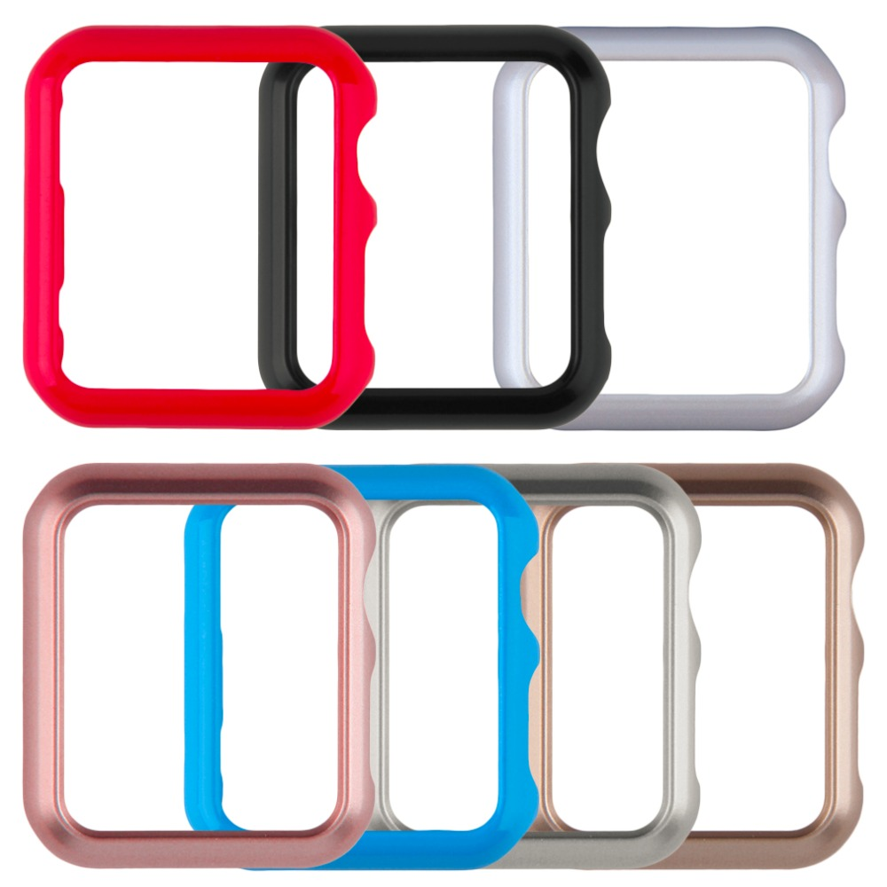 2017 High Quality Cool Clear Slim Thin Hard Snap Case Cover Skin For Apple Watch 38MM