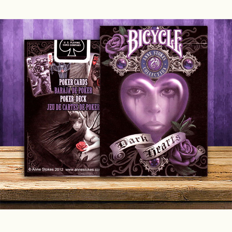 Deck Bicycle Anne Stokes II Fantasy Art Playing Cards 88*63mm Magic Category Poker Cards