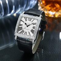2018 GUANQIN Watches Women New Luxury Jewelry Leather Quartz Watch Ladies Fashion Casual Chronograph Date Clock relogio feminino