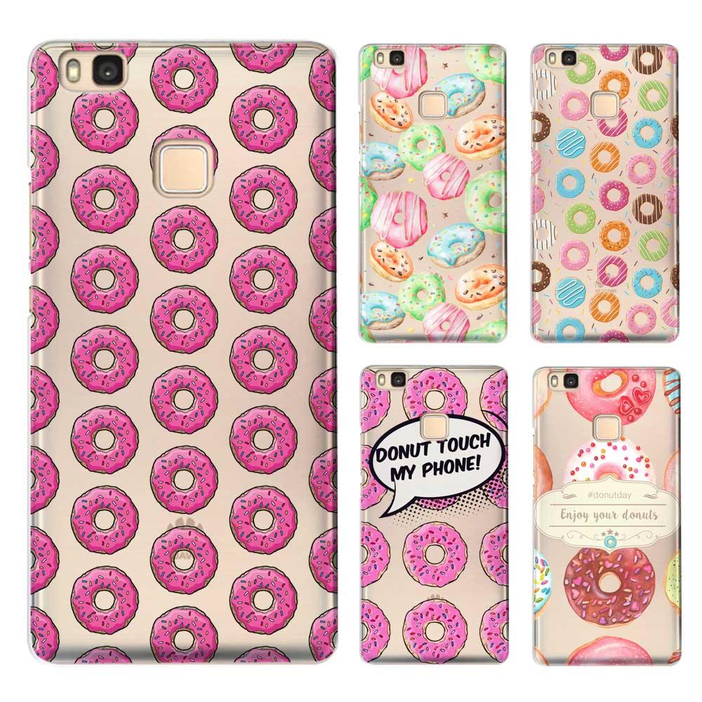 coque huawei p8 lite 2016 donuts