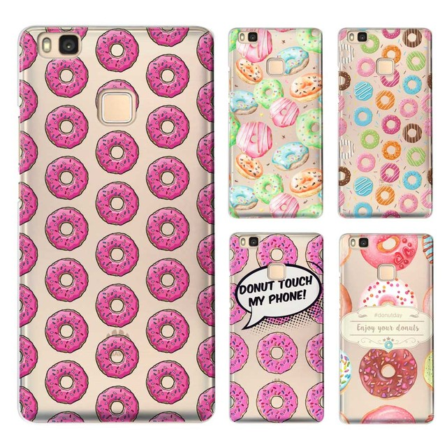 coque huawei p10 lite donuts