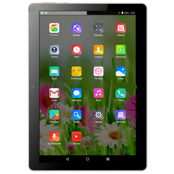 10 Inch Factory Price OEM Android 6.0 Tablets 3G Smart Call Tablet Pc M108