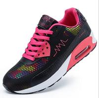 Women Running Shoes Run Athletic Mesh Trainers Woman Sneaker Zapatillas Deportivas Sports Air Cushion Outdoor Walking