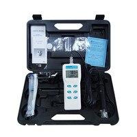 AZ8403 портативный анализатор кислорода счетчик воды аквакультура содержание кислорода определение концентрации воды растворенный кислород