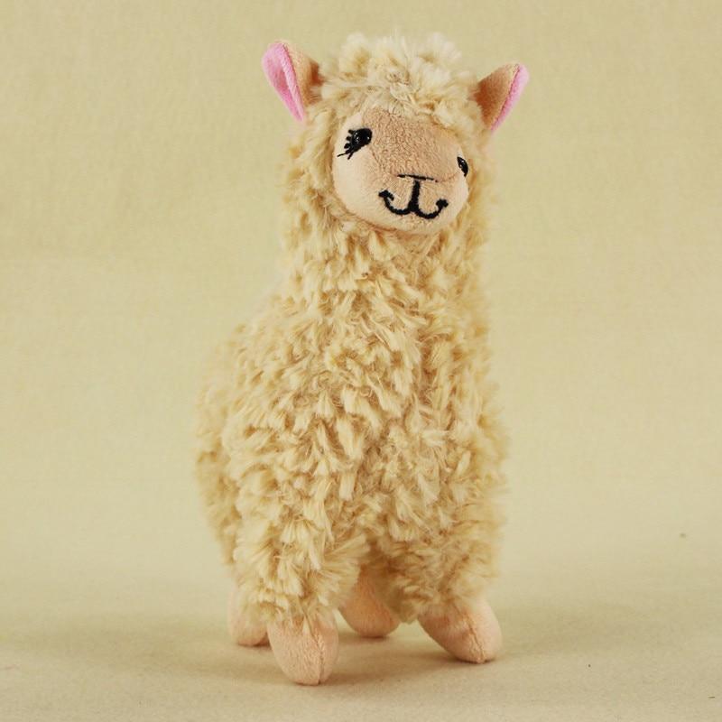 Shitje me pakicë 20 c 23cm Lodra Lodra Alpacasso Plush Doll Kawaii - Lodra prej pelushi - Foto 5