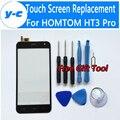 HOMTOM HT3 Pro С Сенсорным Экраном 100% Новый Экран Digitizer Замена Стеклянная Панель Для HOMTOM HT3 Pro Телефон