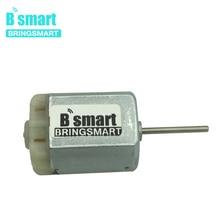 цена на Bringsmart 1pcs FC280SC Micro Motor High Speed Shaft 22mm Car Door Lock Electric Motor 12V DC Mini Rear View Mirror Motor