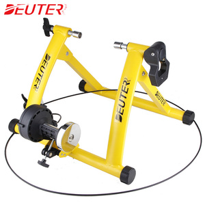 """Image 4 - Cycling Trainer Home Training Indoor Exercise 26 28"""" Magnetic Resistances Bike Trainer Fitness Station Bicycle Trainer Rollers"""
