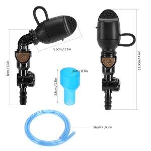 Image 4 - Hidratación vejiga cebo válvula hidratación Pack válvula de succión boquilla vejiga manguera reemplazo pinza de tubo hidratación vejiga accesorio