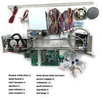 Máquina de grúa de juguete Kits completos/kits de máquinas expendedoras de juegos/máquina de muñecas/juguetes de captura/máquina de garra diy piezas para gabinete de arcade