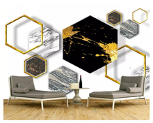 beibehang wall papers home decor Custom modern minimalist geometric marble mosaic bedroom background papel de parede wallpaper beibehang custom modern modern minimalistic abstract lines geometric classic background papel de parede wall papers home decor