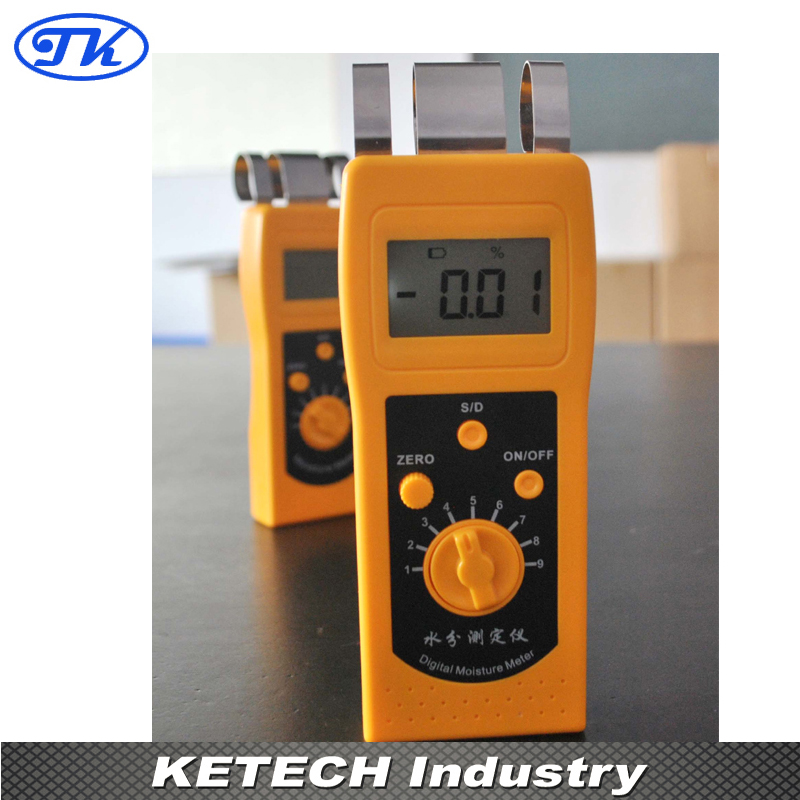NEW Portable Digital Wood Moisture Meter Tester DM200W цена