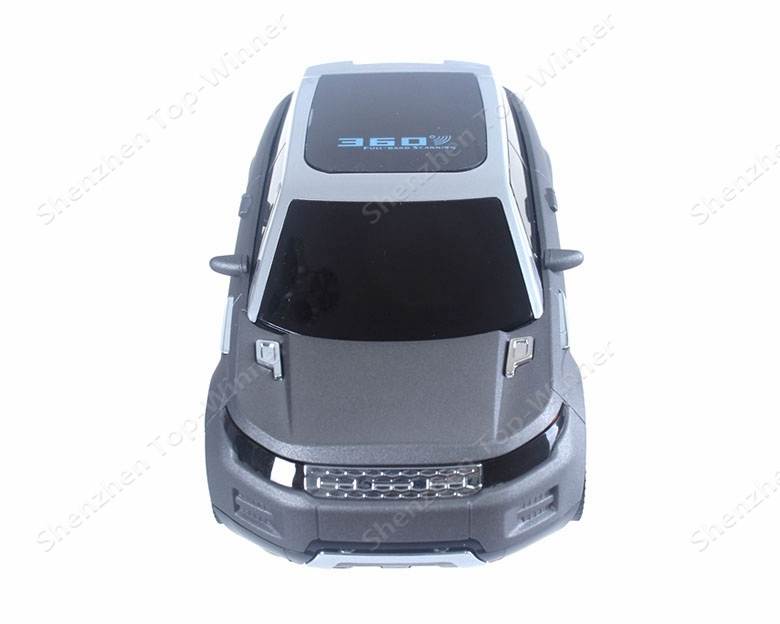 100% Newest Car Radar Detectors With Russian/English Voice  360 Degree Car Detectors LED Bands Display WholeSale Free Shipping