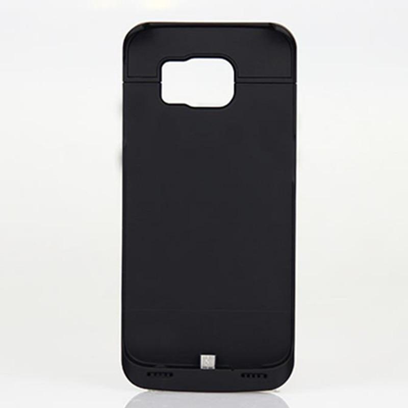 imágenes para Caja de batería para samsung Galaxy s6 edge, GagaKing caja del teléfono banco de la energía 4200 mah para Samsung Galaxy S6 edge cubierta de la caja de batería
