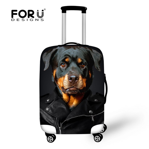 prints casos de bolsaagem e Large Size Cover : 68*84*3cm For 26-30 Inch Suitcase