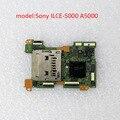 Новый основной curcuit Материнская плата PCB Запчасти для sony ILCE-5000 A5000 камера
