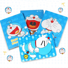 Tablet Case For New ipad 2017 2018 Cartoon Doraemon Stand Case Auto Sleep Wake Up PU +Tpu smart Cover Case For ipad Air 1 Air 2 case for new ipad 9 7 2017 2018 6th for air 1 sleep wake up magnet smart case ultra slim original 1 1 tablet leather ycjoyzw