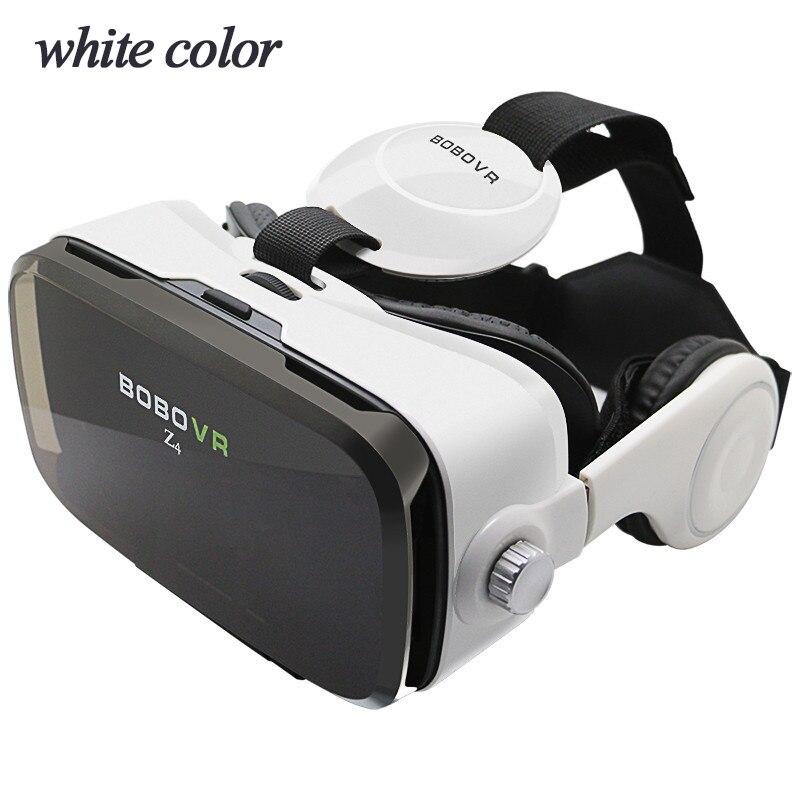 Virtual Reality goggle 3D VR Glasses Original BOBOVR Z4 100% Original 3D VR Glasses Private Theater for 4.7 - 6.2 inches Phones