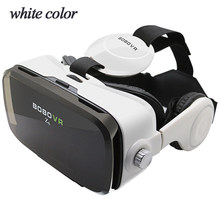 Virtual Reality goggle 3D VR Glasses Original BOBOVR Z4 100% Original 3D VR Glasses Private Theater for 4.7 - 6.2 inches Phones(China)
