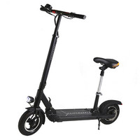 2018 NEWEST Electric Scooter QUICKWHEEL FX Model Speed 40km H 18AH Life 60KM 10 Inch Intelligent
