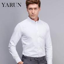Alter saison männer langarm-shirt anzug professionelle werkzeuge jugend reine weiße taste-hemd, kultivieren