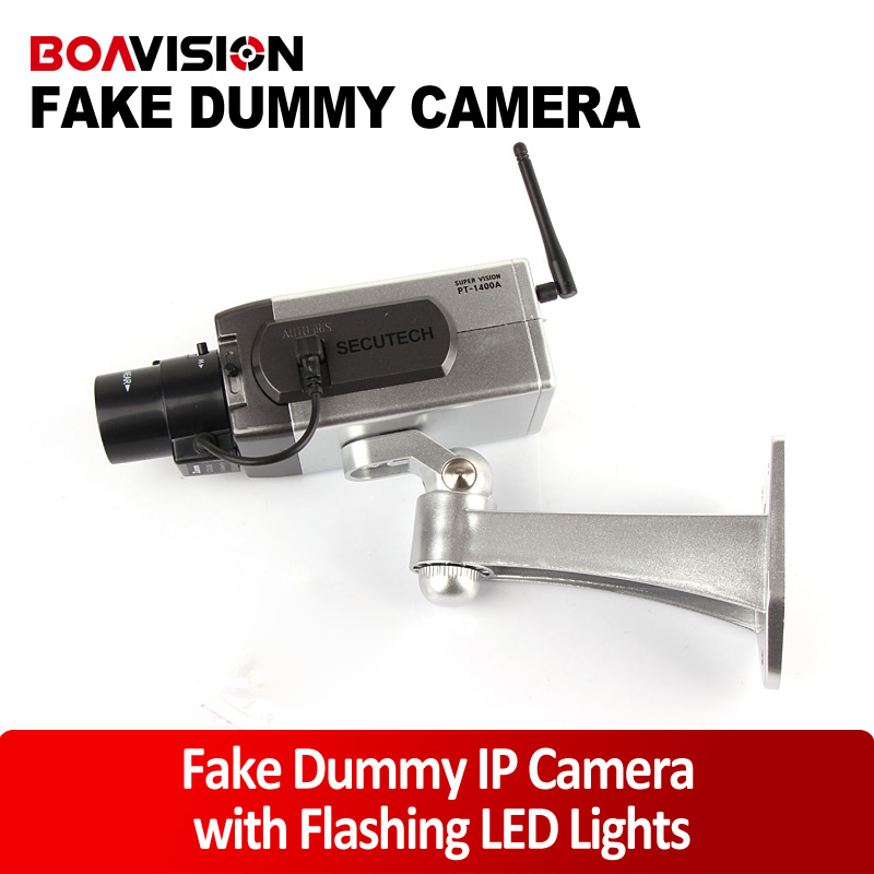 Wireless Dummy Fake Camera LED Surveillance Camera Security Dummy Bullet Camera For Sale non working fake dummy phone sample display model for iphone 5