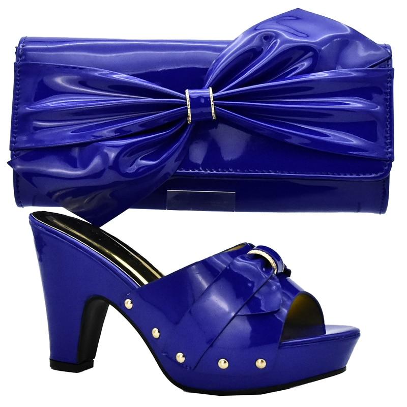 Dames Les Femmes Sac Italiennes Africaines Ensemble Et bleu pu Avec Arrivée Noir Chaussures Nouvelle white Ciel rouge Sacs vert Italie jaune Assortis c3q5RLjAS4