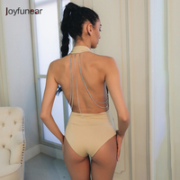 Women S Jumpsuits Sexy Bodycon Fitness Romper Bodysuits Deep V Neck Backless Femme Stretch Short Pants