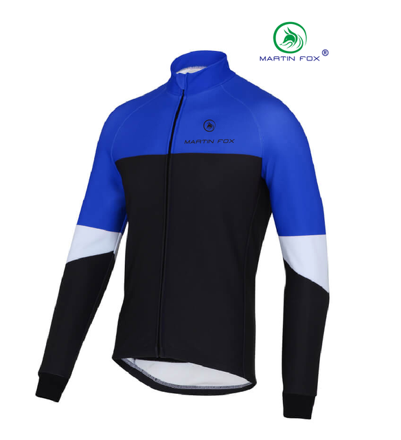 37efcb478 MARTIN FOX New Breathable Cycling Jersey Long Sleeve 2017 Polyester Bike  Wear Cycling Clothing Men