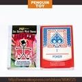 Профессиональные карты magic Игральные Карты Анимации Toon спрайт magic trick для профессионального мага Психическое Прогнозирование иллюзия