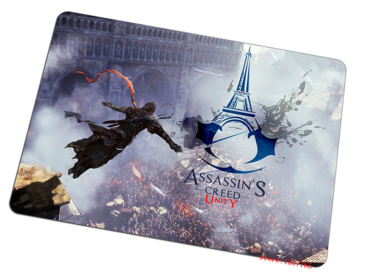 Assassins Creed mouse pad unity pad to mouse best seller computer mousepad gaming padmouse gamer to laptop keyboard mouse mats