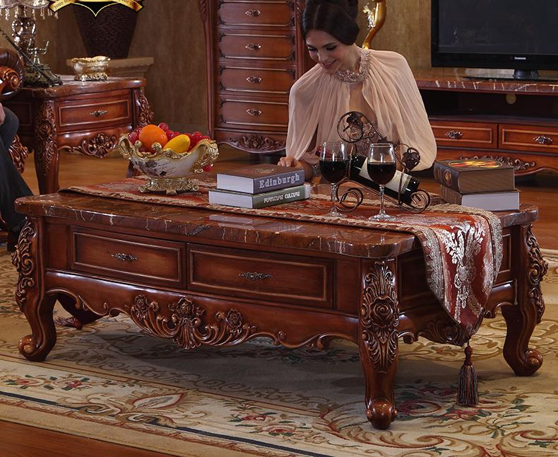 Кофе Таблица Мебель для гостиной сбоку деревянный