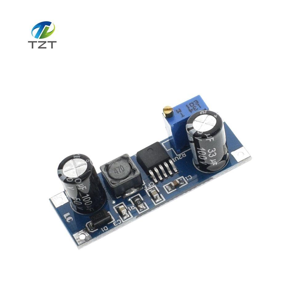 Tzt 10pcs Xl7015 Dc Converter Step Down Module 5v 80v Wide To 30v Voltage Input