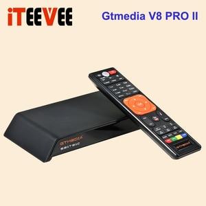 Image 2 - GTMedia V8 Pro2 DVB S2+T2+Cable powervu decoder Support H.265 Biss key CCAM Upgrade From V8 golden
