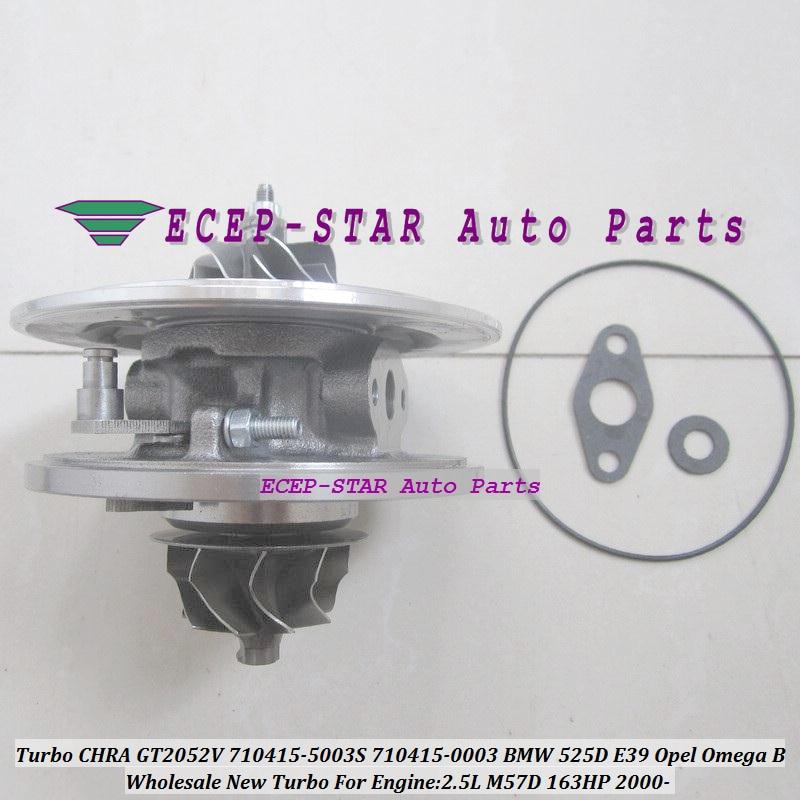 GT2052V 710415-5003S 710415 Turbo CHRA Cartuș turbocompresor pentru - Piese auto - Fotografie 4