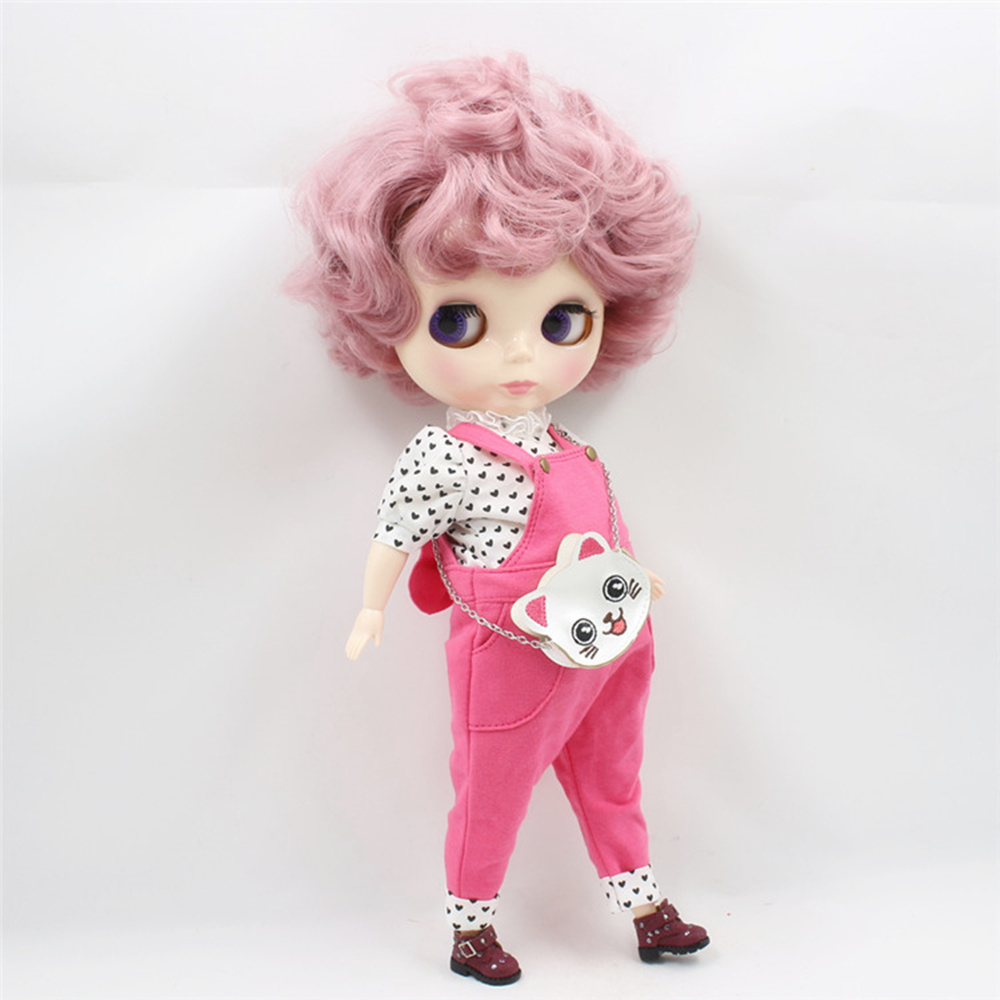 blyth doll for plump body factory fat baby bjd toys 90BL1063 neo suitable for cosmetic diy