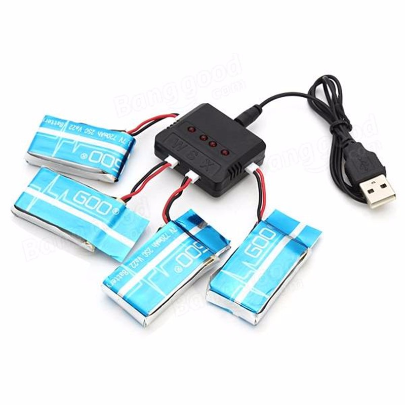 4PCS WLtoys F949 battery / XK K124 battery 3.7V 720mAh Lipo Battery Spare Parts Spare Parts 4pcs wltoys f949 battery xk k124 battery 3 7v 720mah lipo battery spare parts spare parts