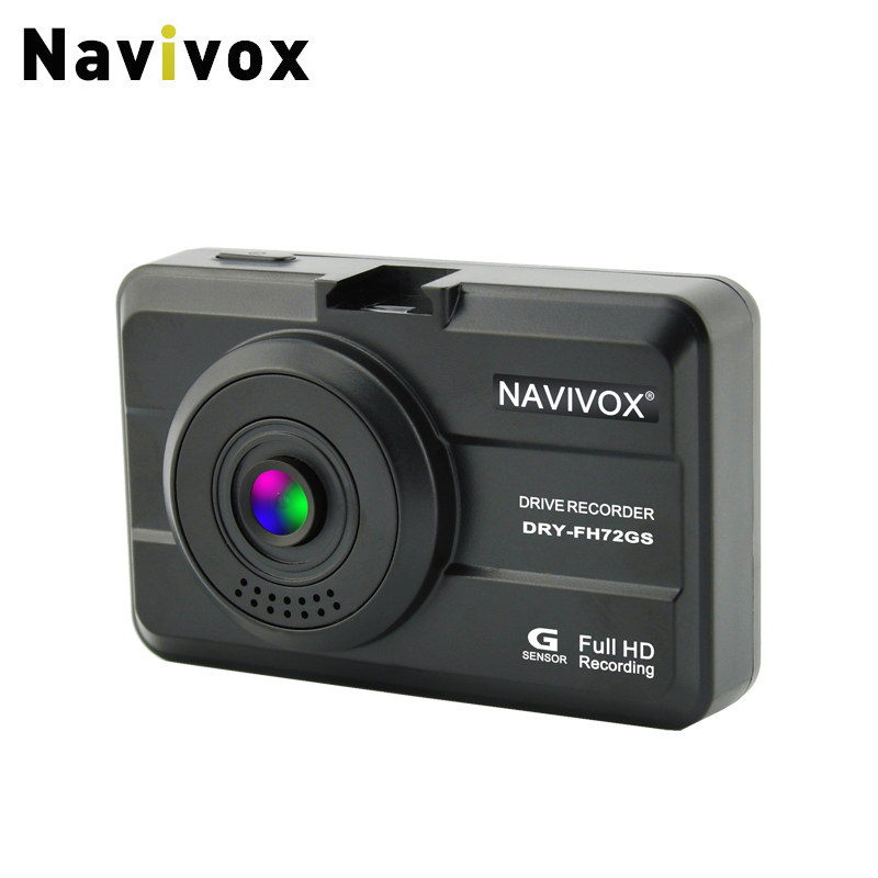 Navivox Full HD1080P 140 Degree Wide-Angle New 2.5