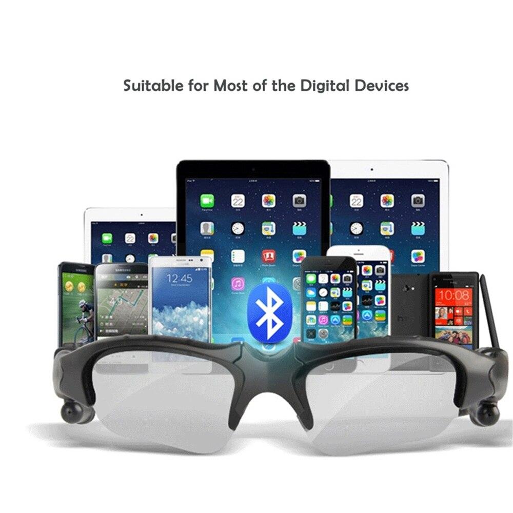 Donsung Bluetooth Велоспорт Очки поляризационные спорта на открытом воздухе двигатель Велоспорт Солнцезащитные очки для женщин звук стерео bluetooth г...