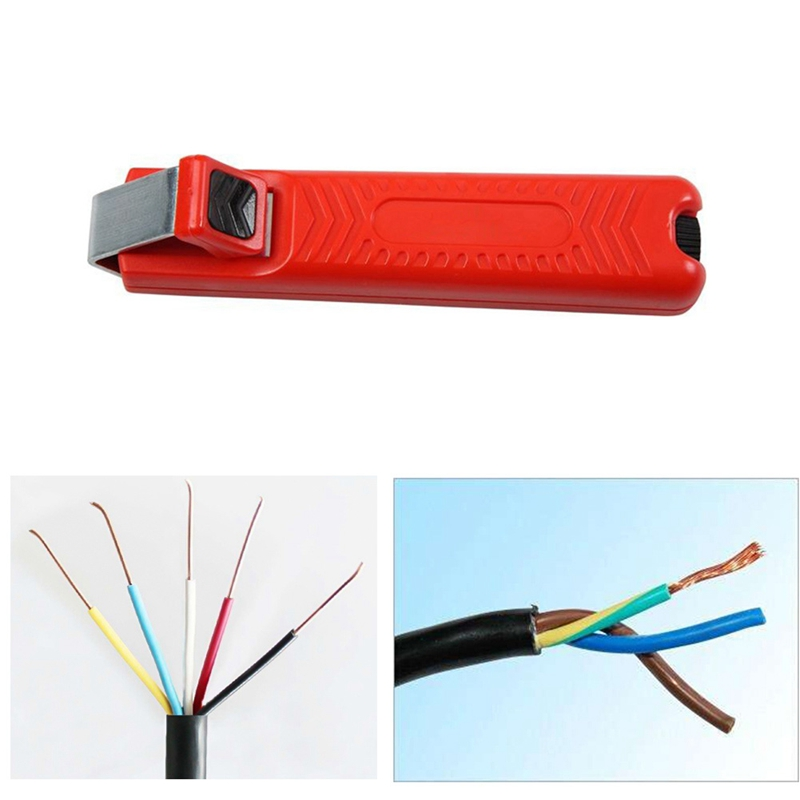 Cable knife hand stripping tool wire stripper for stripping 8 28mm ...