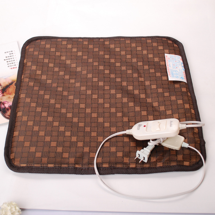 Heated Pet dog cat blanket Electric Heating pad winter
