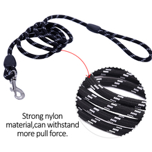 Lead Rope 160cm Long Durable Strong Nylon