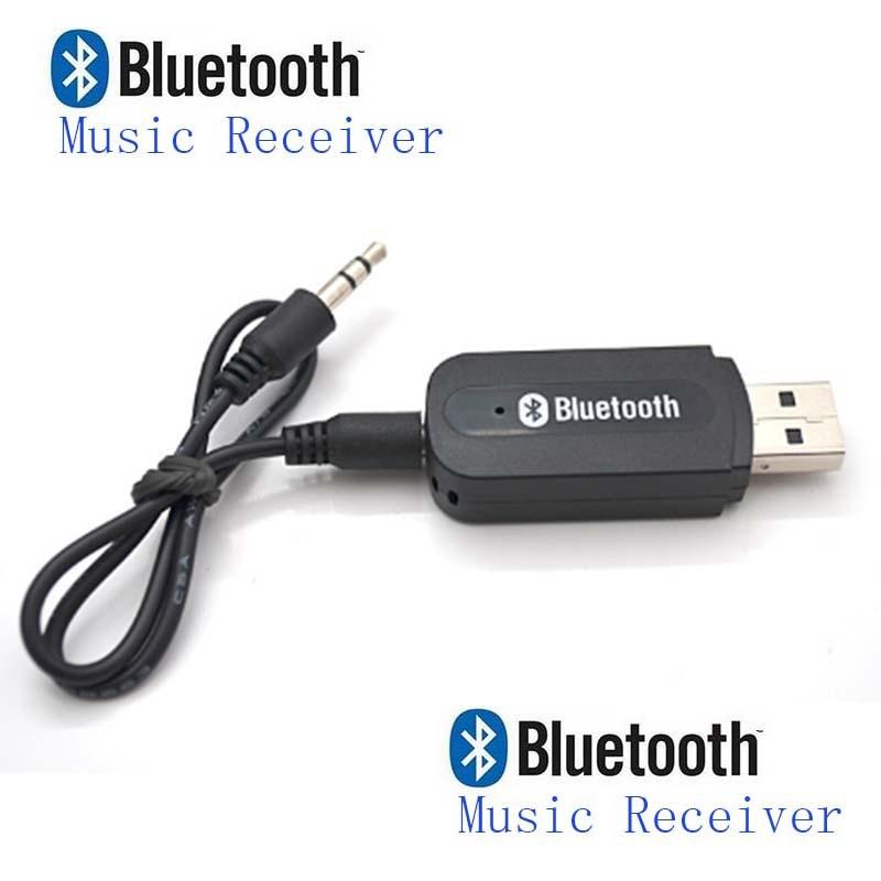 10 pièces Audio Bluetooth sans fil Dongle Adaptateur pour mp3/mp4 ipod haut-parleur de Musique De voiture