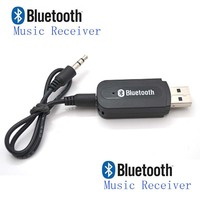 10pcs wireless Bluetooth Audio Dongle Adapter for mp3/mp4 ipod speaker car Music