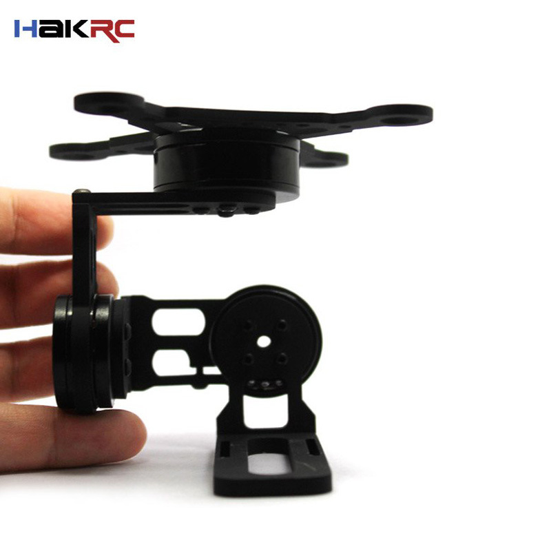 ФОТО Hot Sale HAKRC Storm32 3 Axis Brushless Gimbal W/ Motors & 32 bit Storm32 Controlller for Gimbal Gopro3 / Gopro4 FPV Accessory