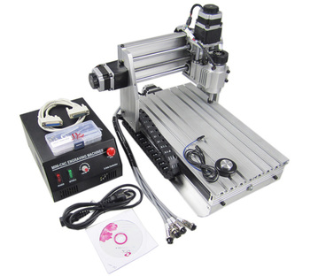 cnc 3020Z-DQ router with ball screw and tool auto-checking instrument, upgraded from CNC 3020 engraving machine Числовое программное управление
