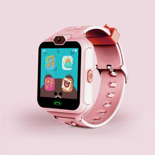 Watch Child Smartwatch for Sport Smart Watch LED Waterproof children with call Alarm clock with Android App iOS(China)