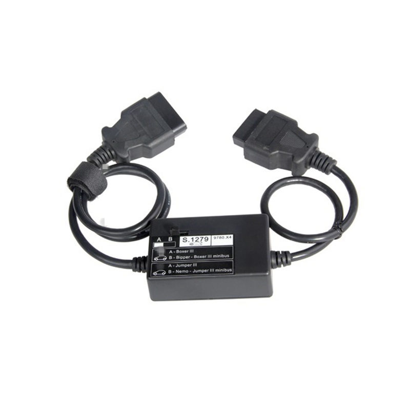 Image 5 - New Module S.1279 Lexia PP2000 Diagnostic Connector S1279 For New Cars Boxer Jumper III Lexia3 For Peugeot For Citroen-in Car Diagnostic Cables & Connectors from Automobiles & Motorcycles