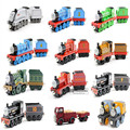 24pcs/lot LEARNING CURVR Metal Thomas & Friends metal train Models kids DIY Cars, diecast train Scale tomy  DIY Model toy